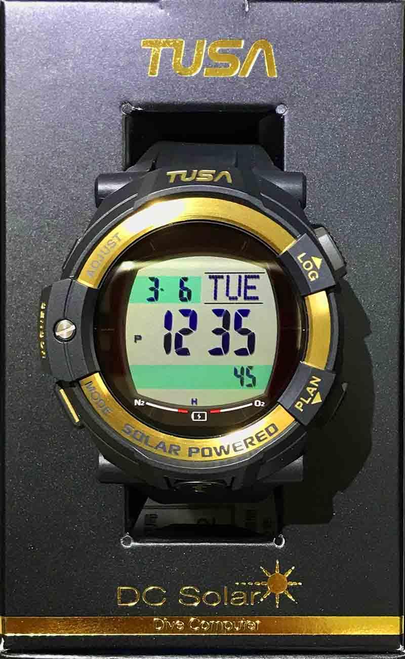 TUSAのソーラー IQ1204