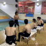 プール練習〜🏊♂️