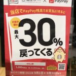 """<span class=""""title"""">PayPayキャッシュレス還元キャンペーン!</span>"""